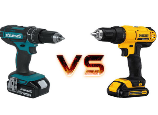 Dewalt vs makita brushless drill