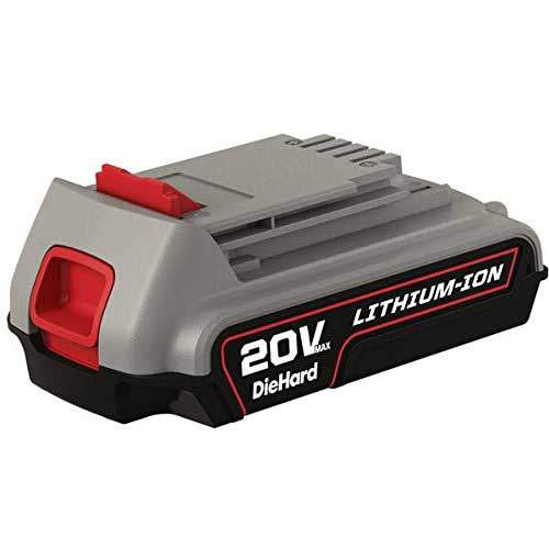 20 volt craftsman cordless drill batteries