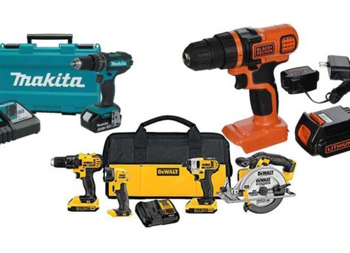 Best cordless tools for contractors