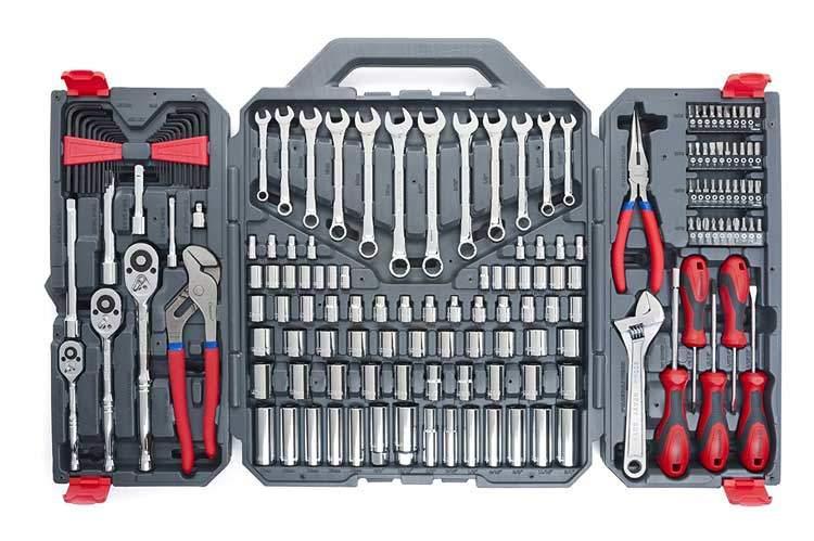 Crescent CTK170CMP2 Mechanics Tool Set