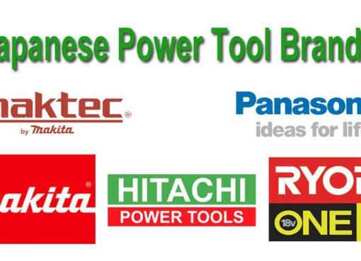 Japanese Power Tool Brand