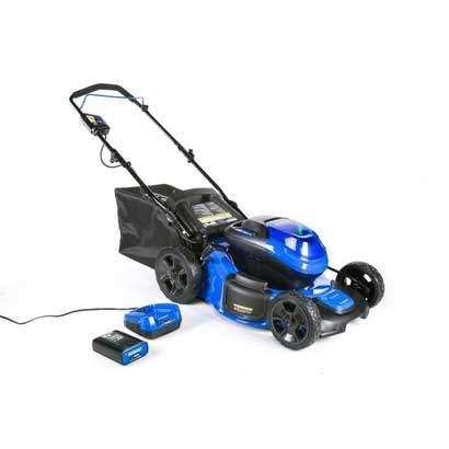 Kobalt 40 volt Cordless Electric Push Lawn Mower