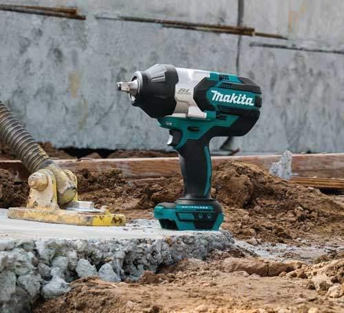 Makita XWT08Z Brushless Cordless Impact Wrench