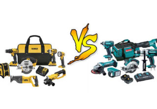Makita vs Dewalt
