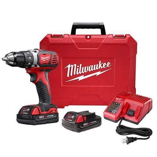 Milwaukee 2606 22CT Drill Driver Kit