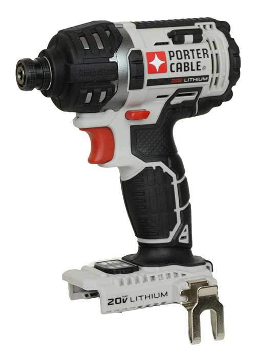 Porter Cable Vs Dewalt Impact Driver And Drill And Air