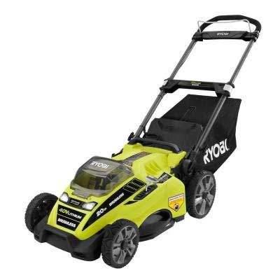 Ryobi 40 Volt Cordless Electric Lawn Mower