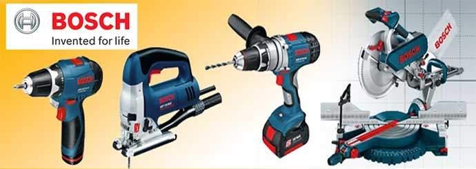 The best power tool brands Bosch
