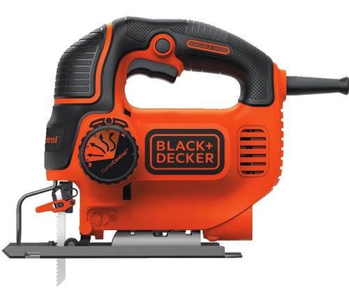 BLACK+DECKER BDEJS600C 5.0 Amp Jig Saw