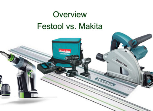 Festool vs. Makita