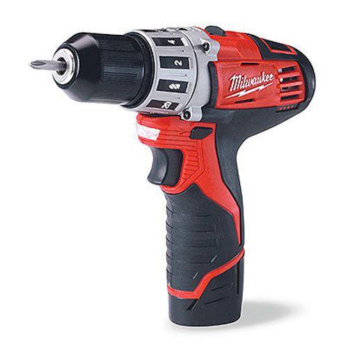 Milwaukee 2407-22 M12 Drill Driver Kit