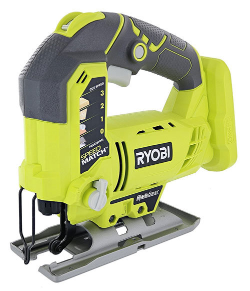 Ryobi One+ P523 18V Cordless Jigsaw