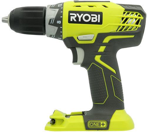 Ryobi P208 One+ 18V Drill