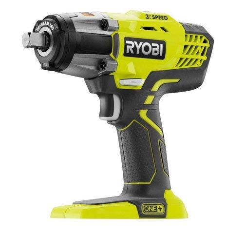 Ryobi P261 18 Volt One+ 3 Speed Impact Wrench