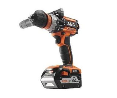 Aeg 18v brushless hammer drill