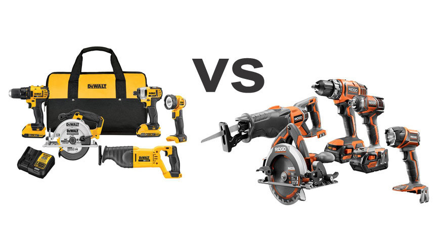 rigid vs dewalt